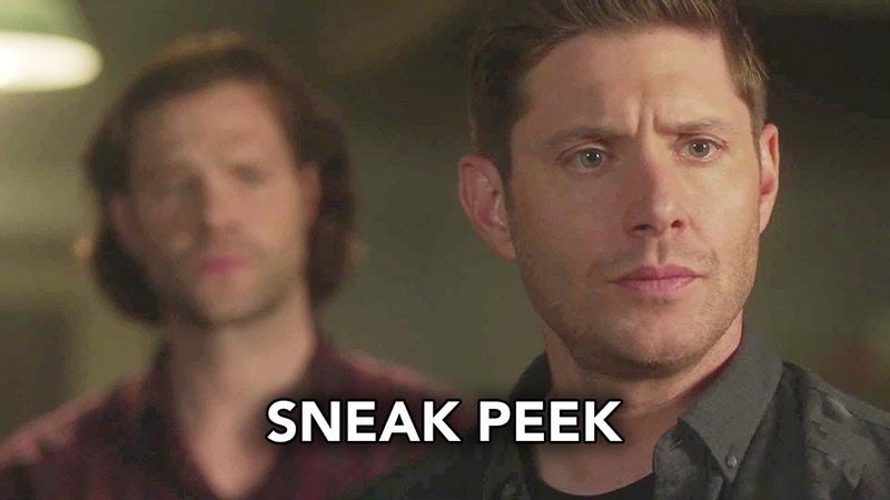 Supernatural 14x20 Sneak Peek Moriah (HD)