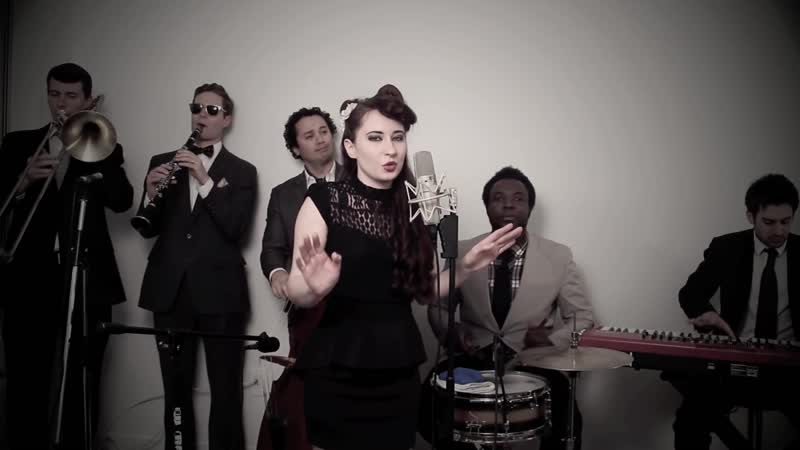Dont You Worry Child (Great Gatsby Style Swedish House Mafia Cover) feat. Robyn Adele Anderson