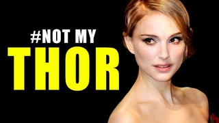 NATALIE PORTMAN IS THE NEW FEMALE THOR! MARVEL HAS COMPLETELY LOST IT