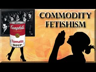 Mad blender - commodity fetishism and the spectacle (2019)