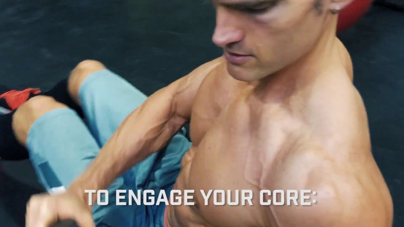 6 Pack Abs Russian Twist Beginner Movement for a stronger more ripped core