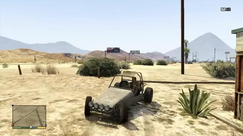 [RusGameTactics] Прохождение Grand Theft Auto V (GTA 5) — Часть 16: Стрельба по мишеням / Тревор Филлипс Индастриз
