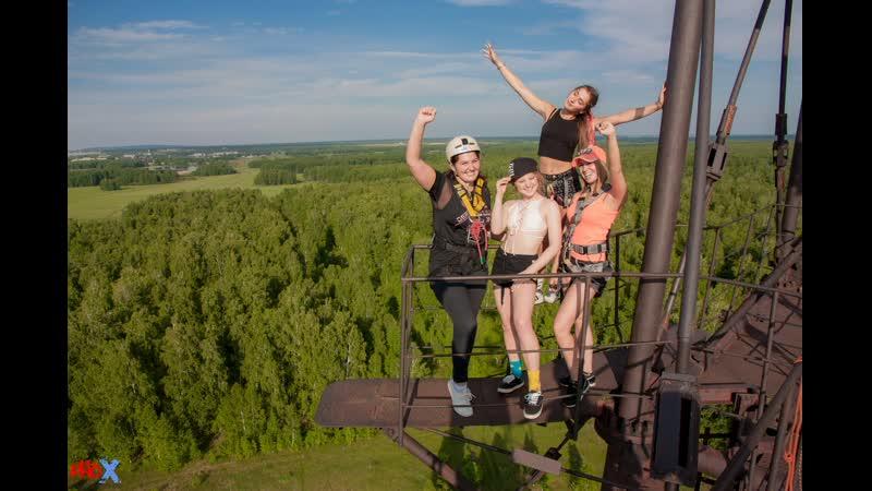 Anna Bu. AT53 ProX74 Rope Jumping Chelyabinsk 2019 1 jump