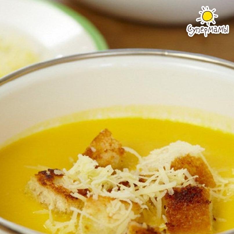 Суп из моркови с чечевицей