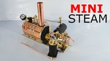 Top 15 Mini Steam Engine Models Starting Up And Running AWESOME