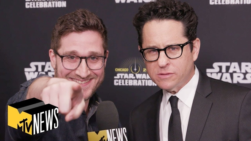 J.J. Abrams on Ending the 'Star Wars' Trilogy w 'The Rise of Skywalker'   MTV News