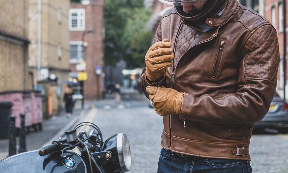 Мотокуртка Goldtop Bobber