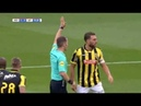 VAR confusion Referee cancels Feyenoord goal to give Vitesse a penalty