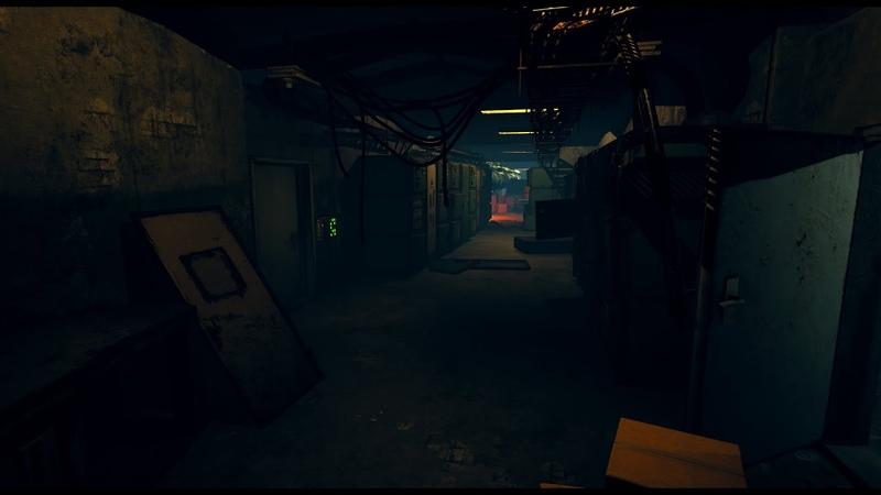 PROZE VR 3 Нашли сверхсекретный страшный бункер