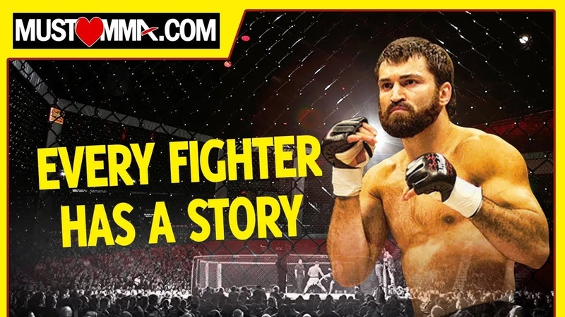Andrei Arlovski Is Ready For UFC Fight Night ~ Fort Lauderdale