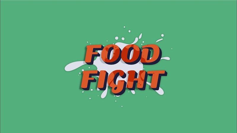 Food Fight VR for Oculus Rift (Version 1 Release)