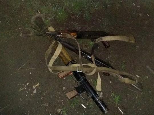 На мариупольском направлении отбито нашествие ДРГ боевиков