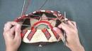 การถักเป้ Wayuu ตอนที่ 6