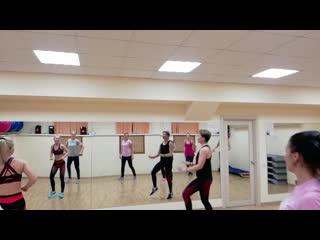 Джована (в оригинале- con calma) zumba fitness клуб авантаж