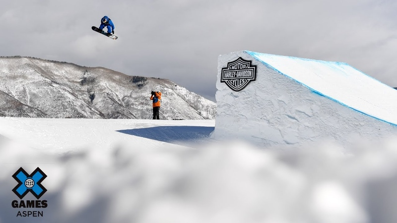 FULL BROADCAST Jeep Mens Snowboard Slopestyle | X Games Aspen 2019