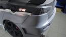 Accolade GT400 Прикинули заднее расширение Mitsubishi Lancer X Общий обзор