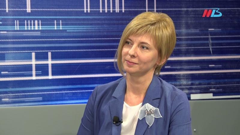 Гость программы, Оксана Михальченко, зам. главного врача ГАУЗ Стоматологическая поликлиника №9
