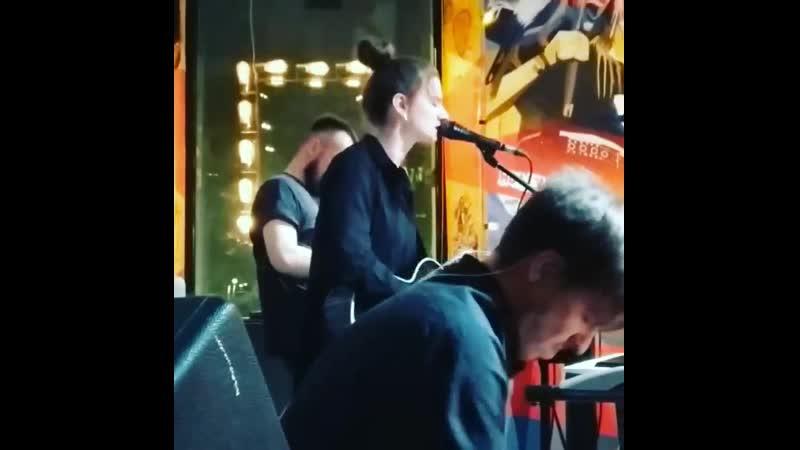 Женя Ефимова Live Unlock Cafe 18 04 2019