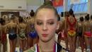 Успех омских гимнасток в 20 м открытом областном турнире Сибирские ласточки