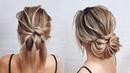 Красивые прически пошагово Свадебная прическа на короткие волосы