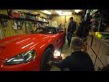 Dodge Viper. Оживление спорткара. Часть 2