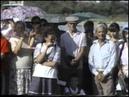 Крещение, река Талас, Церковь ЕХБ, Тараз Джамбул2000г, полная версия