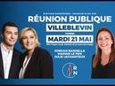 🔴🎥Suivez en direct la réunion publique du RN - 21 mai à Villeblevin Yonne 🇫🇷OnArrive