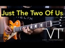 (Grover Washington Jr) - Just The Two Of Us - guitar cover by Vinai T