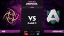 [RU] Ninjas in Pyjamas vs Alliance, Game 2, StarLadder ImbaTV Dota 2 Minor S2 Grand Final