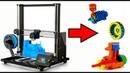 3D ПРИНТЕР ДЛЯ РАДИОЛЮБИТЕЛЯ | ANET A8 Plus