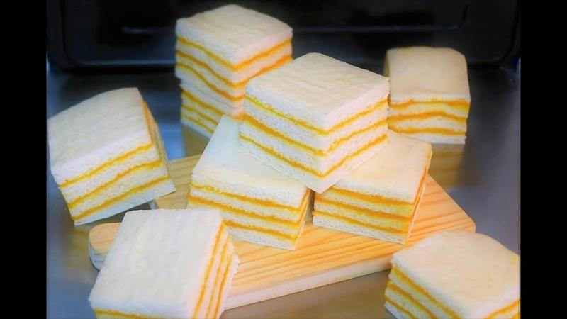 手揉 簡單 做 南瓜 千層 饅頭 easy to make layered pumpkin steamed bread 蒸包 電鍋 含 蒸煮 技巧 及 發酵 程 2423