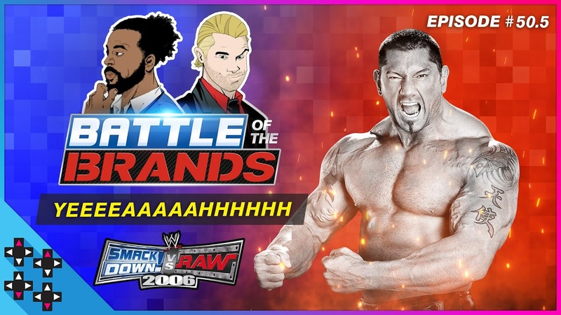 Battle of the Brands 50.5: WRESTLEMANIA 35 SPECIAL - BATISTA's ENTRANCE rocks our GMs' world!