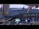 Lifestream Prepar3D v4 Boeing 777-200 Nordwind Flightradar24 За бортом SU031/AFL031 Санкт- Петербург Москва 15.07.19