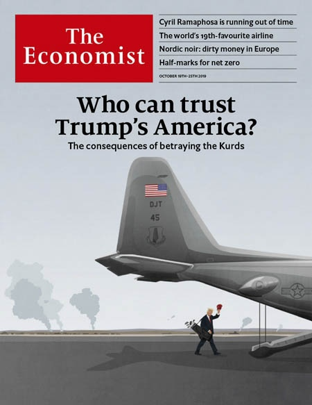 The Economist USA - 19.10.2019