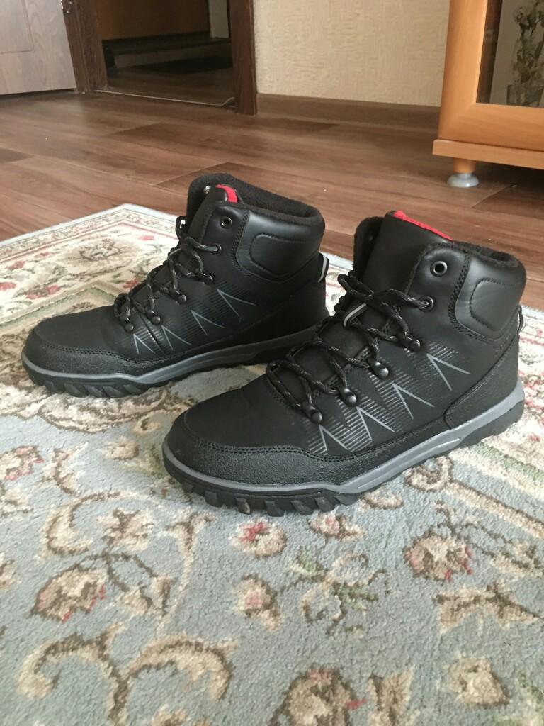 Купить  Ботинки 41 размер не разу не | Объявления Орска и Новотроицка №673