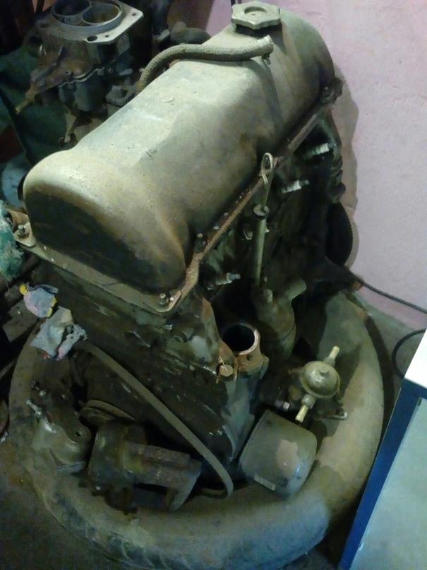 Купить двигатель ваз 2103-2107 2500р. коробка   Объявления Орска и Новотроицка №5645