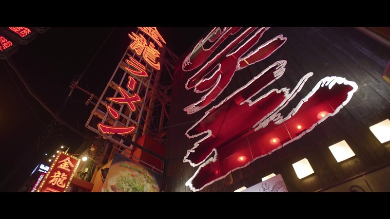 Osaka - Dotonbori (大阪市 - 道頓堀) filmed with Sony A7III Zhiyun Crane 2