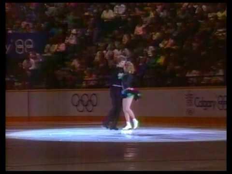 ベステミアノワ/ブーキン|1988 カルガリー五輪 エキシビション