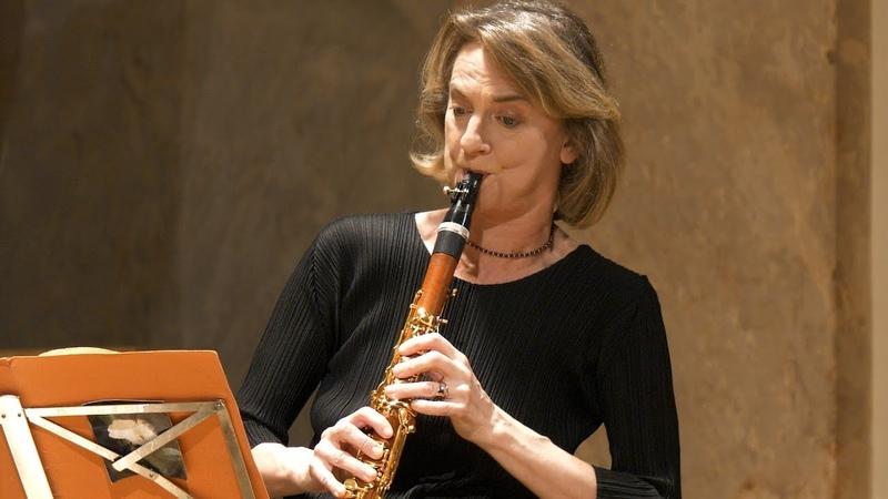 Sabine Meyer   Armida Quartet - Mozart Clarinet quintet K581 in A major (Armida Quartet, Sabine Meyer)