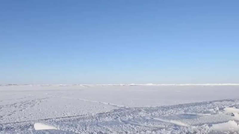 Всплытие подводной лодки в АРКТИКЕ !.mp4