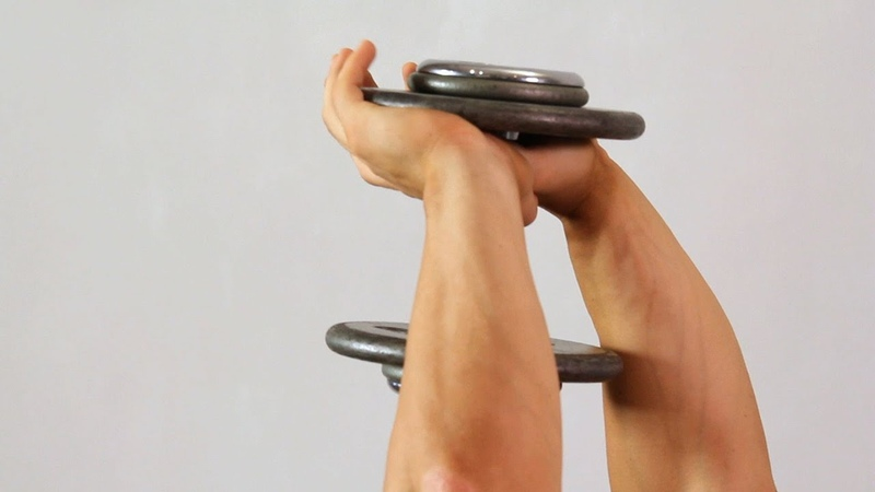 How to Do a Lying Pullover   Arm Workout