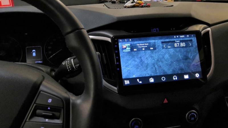 Штатная магнитола для Hyundai Creta на Android PF407K