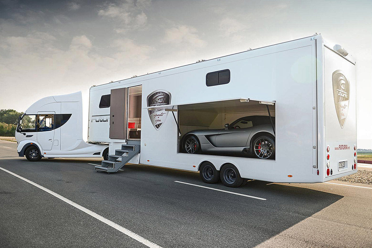 Что такое грузовой трейлер?