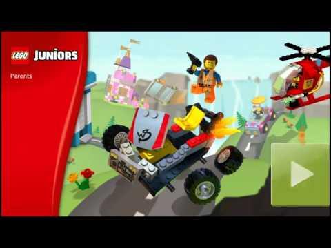 LEGO® Juniors Сборник все серии подряд