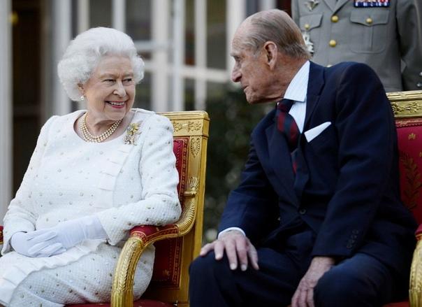 История любви королевы Елизаветы II и принца Филиппа