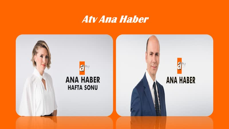 Atv Ana Haber - 21 Mayıs 2019