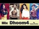 Dhoom Again - Mix DHOOM4 Hrithik Roshan, Tiger Shroff, Katrina Kaif, Disha Patani