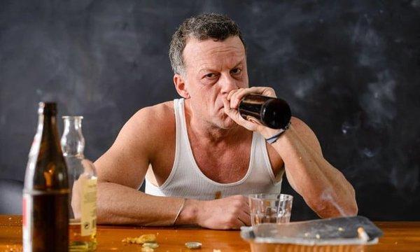 Алкоголизм это страшно!