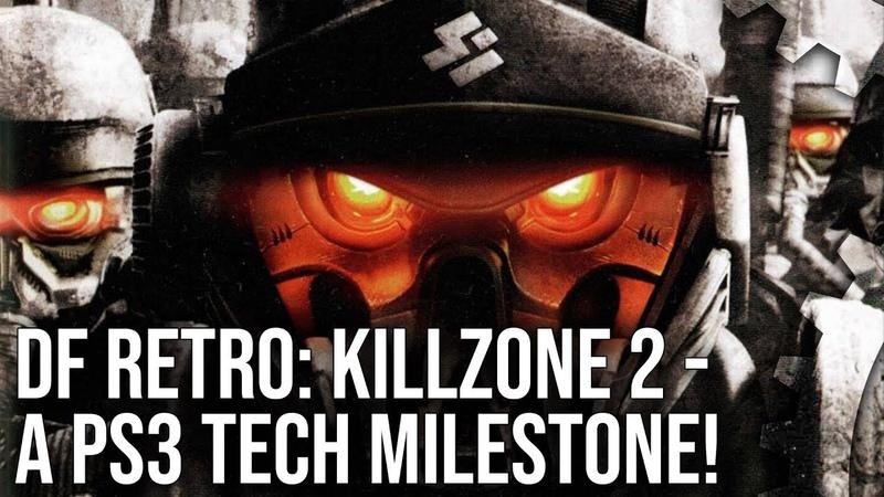 DF Retro Killzone 2 Ten Years On An Iconic PS3 Tech Showcase