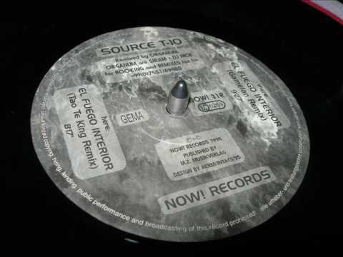 Source T-10 - El Fuego Interior (Tao Te King Remix)